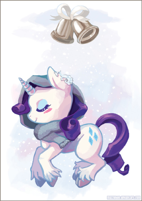 fuckyeahrarity:  (via Winter Rarity by *Mazzlebee)