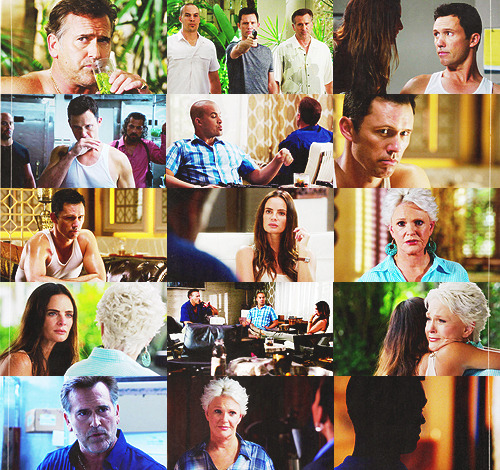 Burn Notice 6x14 Down & Out