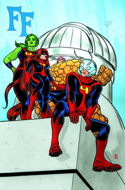 FF by Mike Allred