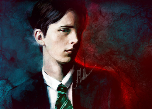 Tom Riddle by *fya-shellk