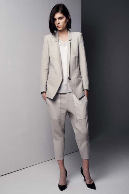 THE REVIEW. PRE-FALL 2013 COLLECTION.   Via Style.com.