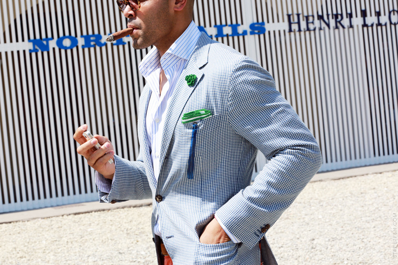 gntstyle:  have a cigar! For all that's style follow: http://gntstyle.netFACEBOOK