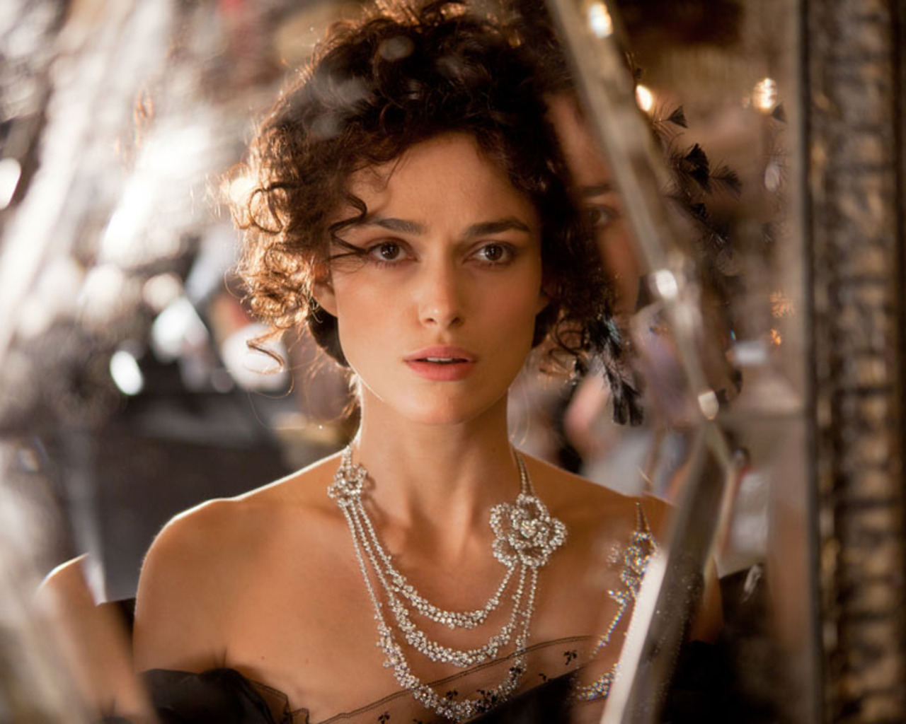 Movie Review: Anna Karenina We had high sartorial expectations for Joe Wright's adaptation of Leo Tolstoy's Anna Karenina. After all, the film had all of the trappings of a fashion masterpiece: billowing ballgowns, dazzling jewelry, voluminous fur, and even a cameo by Cara Delevingne. What came as a pleasant surprise was that what Wright created was more than eye candy, it was nuanced visual storytelling at its finest. Abandoning traditional sets, the he juxtaposed the ritual and fantasy of high Russian society against the realities of the simpler peasant existence by setting the scenes revolving around Anna in a theater that changed to suit the story's needs, alternately evolving from Anna's home to a train station to a ballroom and more. Wright's unique approach to storytelling was further complemented by the superb acting of the movie's stellar cast. Keira Knightley was truly convincing as the Russian socialite-turned-pariah, and our hearts broke over the soul-crushing devotion shown by Anna's dutiful husband as played by Jude Law. Add to all of this the previously downplayed sexual tension, and it is easy to see why this film has us buzzing with excitement. Anna Karenina is a must-see this season for fashion enthusiasts and movie buffs alike.