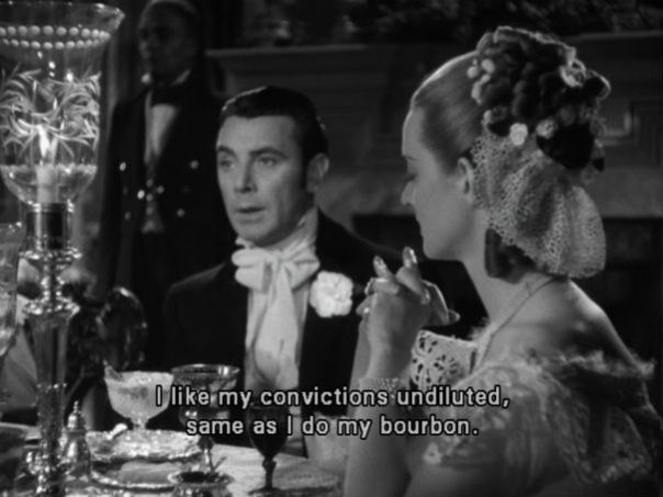 parislemon:  bookofbourbon:  Jezebel (1938)  Yep.
