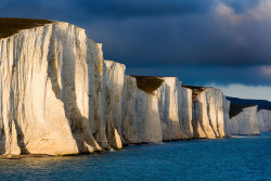 Seven Sisters ♦ Cuckmere Haven, Sussex, England | by Alan Mackenzie