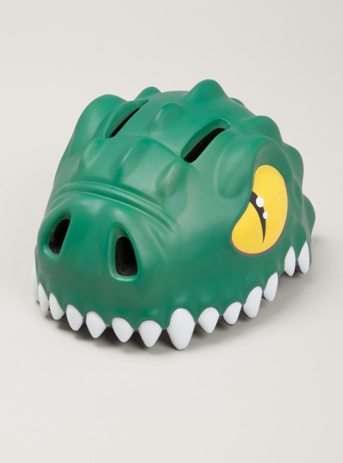 Crazy crocodile helmet - Couverture & The Garbstore