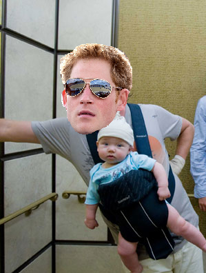 Someone has to ask: is Prince Harry ready to be Uncle Prince Harry?