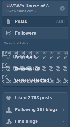 Tumblr you're drunk, go home ((seriously, what the heck is this?))
