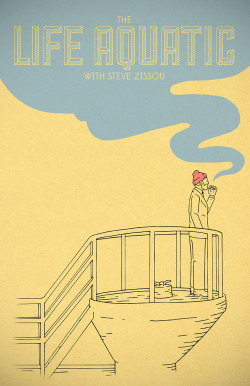 The Life Aquatic with Steve Zissou by Derek Eads