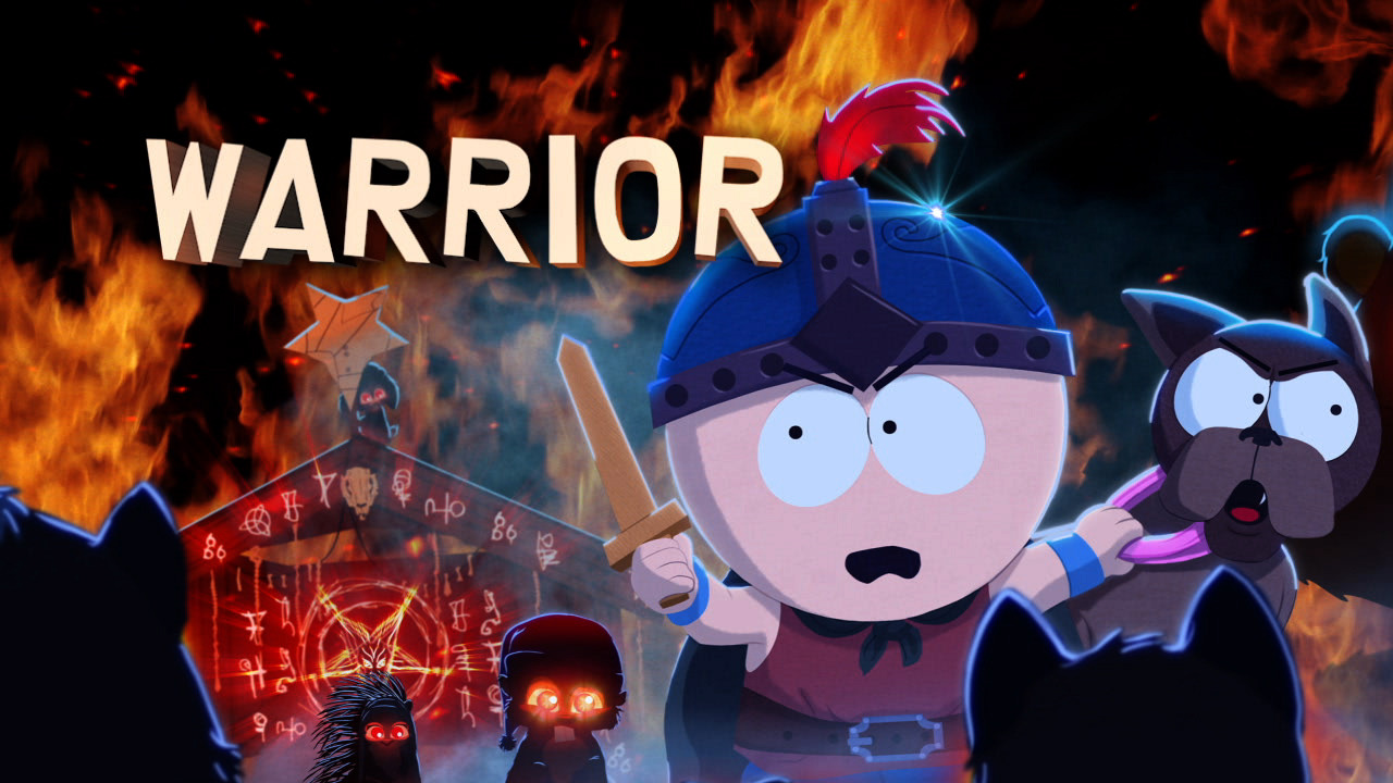 "Only 5 days to the World Premiere Trailer for ""South Park: Stick of Truth""! See it live on the VGAs THIS FRIDAY @ 9pm/6pm PST on SPIKE & Xbox!"