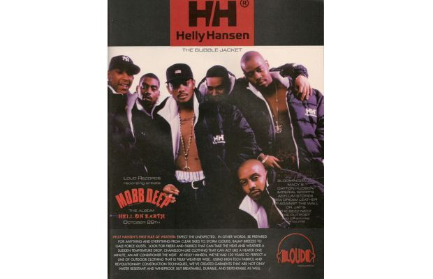 Mobb Deep for Helly Hansen