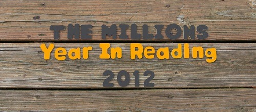 It's Year in Reading time.