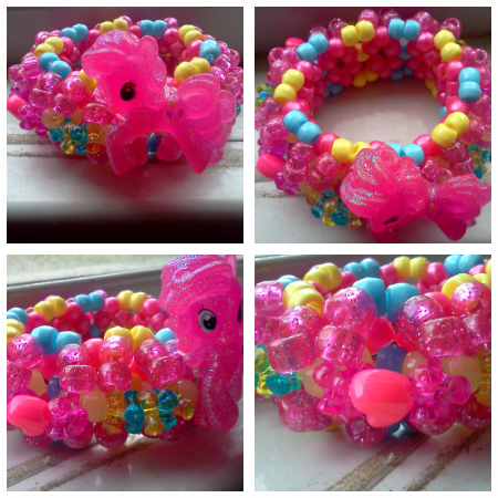 pinkie pie mini ufo(:  so in love with how this came out~