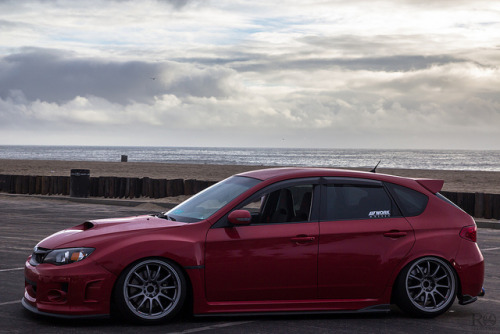 Vinh's STi on Flickr.