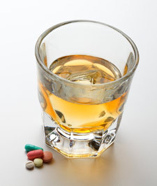 "Mixed Messages Many skip their HIV meds when they drink. Here's why this is a mistake. In the ongoing struggle to improve adherence to HIV medications, alcohol has long been an obvious crux standing in the way of progress. Brian Risley, manager of the treatment education program at AIDS Project Los Angeles, says some of the common refrains he hears from his HIV-positive clients are, ""They got drunk, they forgot to take their meds; they went home with somebody and they didn't bring any meds with them."" Now cutting-edge research has teased out a new component of booze's detrimental effects on health outcomes: the fact that many people with HIV skip their meds on purpose when they are drinking because they falsely believe that antiretrovirals (ARVs) and alcohol are a toxic mix.  Read more: http://www.poz.com/articles/Skipping_Meds_401_23220.shtml"