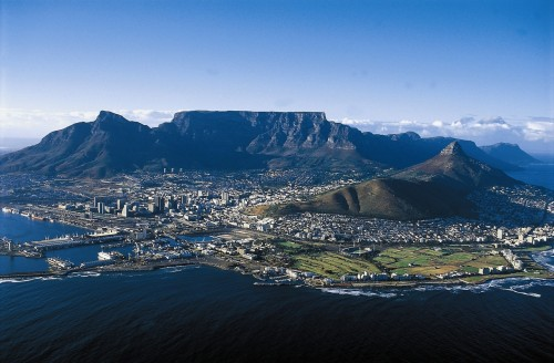 "This past weekend, Cape Town's flat-topped natural icon Table Mountain was officially inaugurated as the newest Seven Wonders of Nature landscape by the Zurich-based foundation New7Wonders founded in 2001 by filmmaker Bernard Weber. This is a first not only for South Africa, but for Africa as well.  ""Table Mountain is not only a spectacular backdrop for Cape Town, one of the most beautiful cities in the world, but also offers visitors the unique experience of walking on top of the mountain and enjoy the most awe-inspiring panoramic views,"" Weber said at a ceremony at the foot of the mountain.  (read more)"