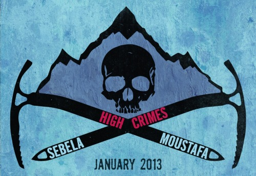 HIGH CRIMES - A high altitude noir, coming from Monkeybrain Comics.