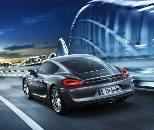 2013 Porsche Cayman. The little engine that can.