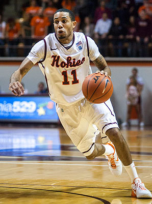 Sports Illustrated's Seth Davis tabs Virginia Tech senior guard Erick Green, aka the Winchester Rifle, as his college basketball player of the week. Congratulations, Erick!