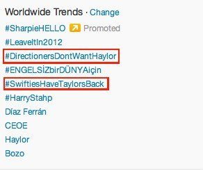 this is ridiculous. Some Directioners need to stop being immature. I feel bad for the rest of the fans… some of them make the mistakes, the whole fandom gets the reputation. And I was in it. It never annoyed me until now.