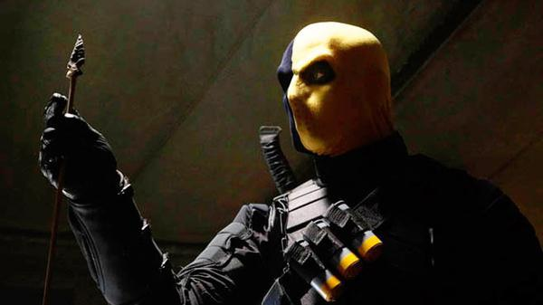 Arrow's Deathstroke