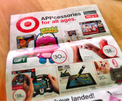 Appcessories have hit the mainstream it seems!