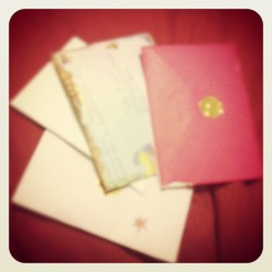 Birthday cards!