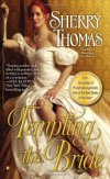 Tempting the Bride Sherry Thomas **In this new masterpiece of historical romance from the acclaimed Sherry Thomas,  a headstrong beauty is rescued by the notorious rake she has always despised… **      Helena Fitzhugh understands perfectly well that she would be ruined should her secret love affair be discovered. So when a rendezvous goes wrong and she is about to be caught in the act, it is with the greatest reluctance that she accepts help from David Hillsborough, Viscount Hastings, and elopes with him to save her reputation.        Helena has despised David since they were children—the notorious rake has tormented her all her life. David, on the other hand, has always loved Helena, but his pride will never let him admit the secrets of his heart.        A carriage accident the day after their elopement, however, robs Helena of her memory—the slate is wiped clean. At last David dares to reveal his love, and she finds him both fascinating and desirable. But what will happen when her memory returns and she realizes she has fallen for a man she has sworn never to trust?