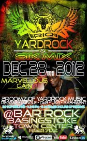 #YARDROCK #JUNGLE #DRUM N BASS #RIQ RECORDS #EVENTS MAKE SURE YOU REACH FOR SOME YARDROCK VIBES.