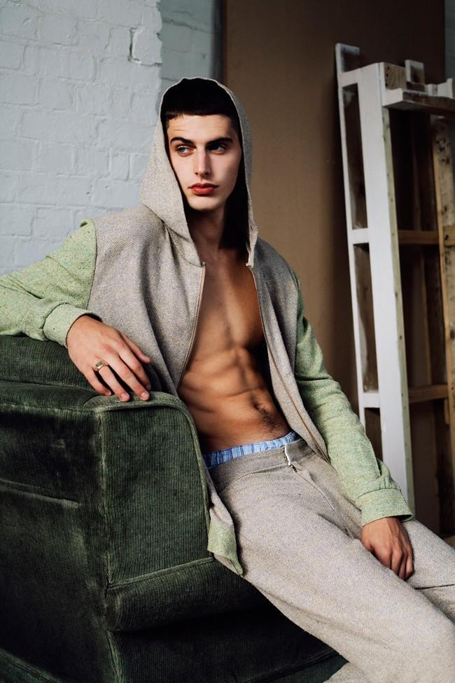 haupium:  Allen Taylor by Jeff Hahn for i-D  Dayummmmm