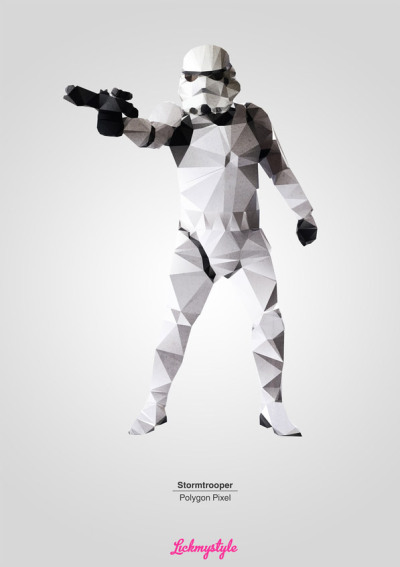 Polygon Trooper