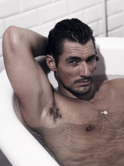 bigbadsoul:  David Gandy by Jake Walters for The Rake magazine