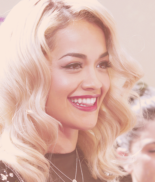 mylittlefantasy:  I Support Rita Ora 10000000 %. I don't care what others say. I'm a RitaBot. I'm not going to believe rumours. <3