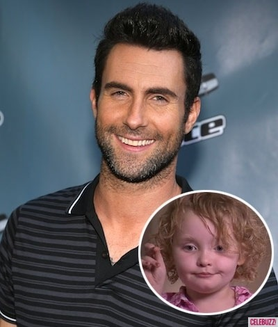 The Voice's Adam Levine isn't too big of a Honey Boo Boo fan! Read what he had to say about the show on our site here: