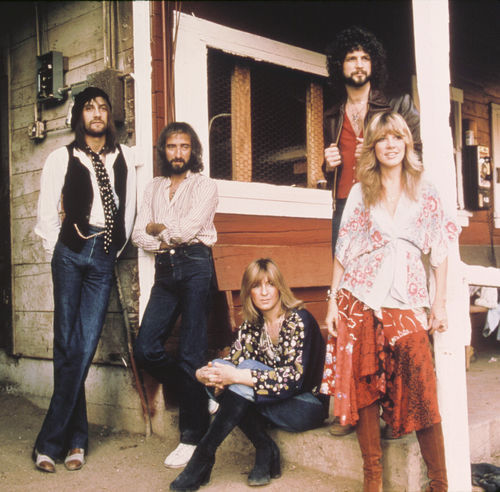 Fleetwood Mac Reuniting for 2013 Tour