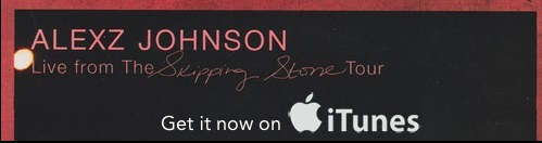 "Click above to get ""Live from The Skipping Stone Tour"" album from iTunes today!"