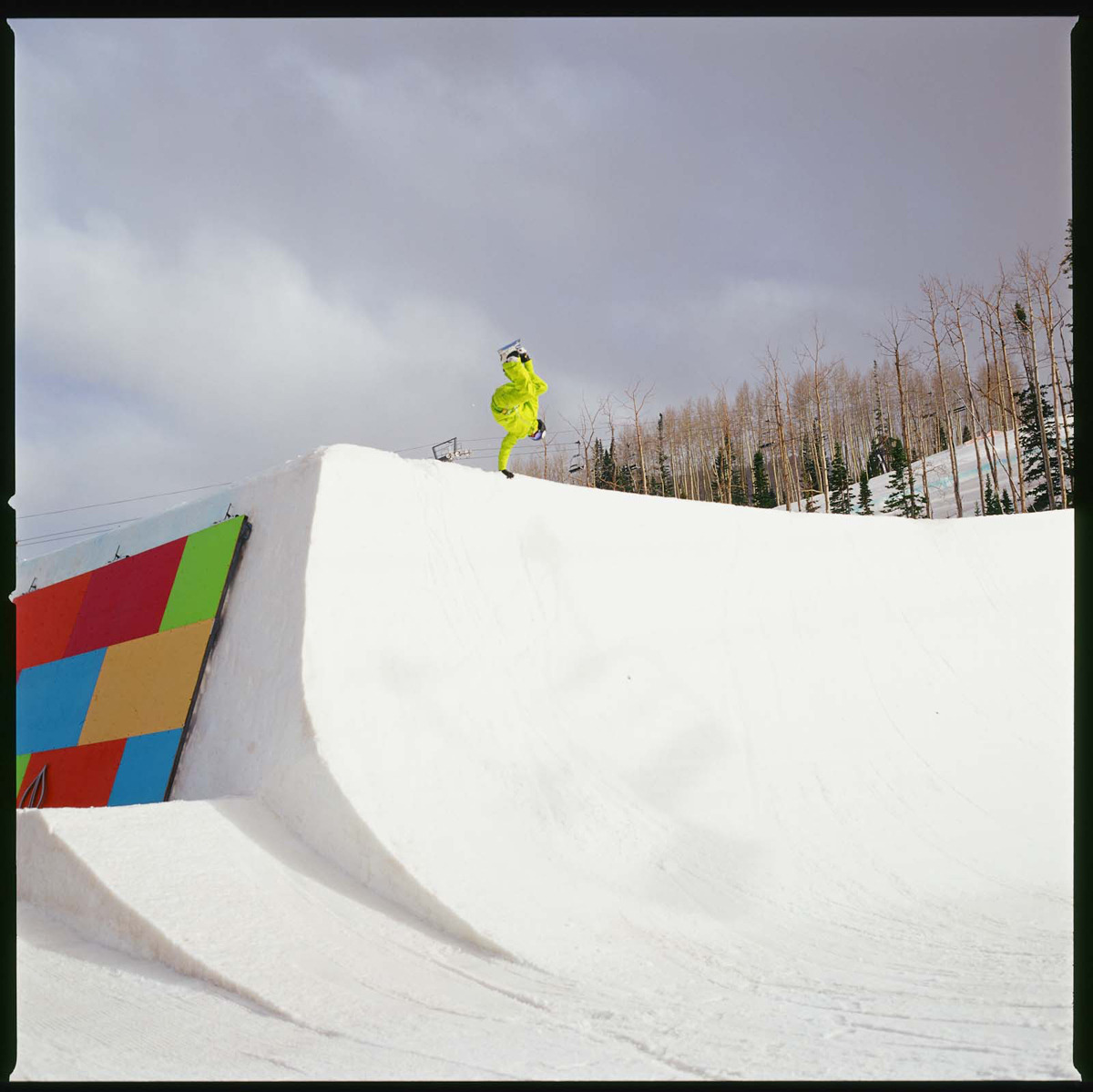 Kelly Clark / Snowmass CO