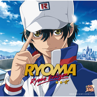 Echizen Ryoma Album: RYOMA  Title: RYOMAArtist: Echizen RyomaRelease Date: December 24, 2012 (his birthday!)