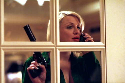 "Courtney Love as Cheryl Hickey in ""Trapped"""