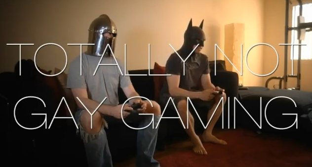 harmonysama:  can I just say, I love Totally Not Gay Gaming!