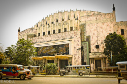 metropolitanmanila:  Manila Metropolitan Theater  by AnneCLL on Flickr.