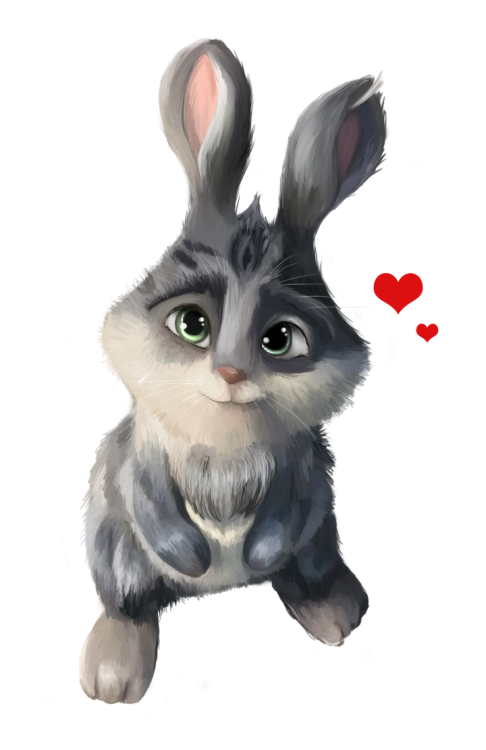mariaeliora:  I Just Love Little Bunnymund <3 <3  cutie bunny pie :D