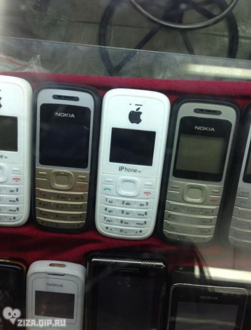 "parislemon:  spencerchen:  iPhone 6 spotted in Vietnam? Yup, looks legit.  This mythical ""cheap iPhone"" is real!  Well what do you know? It'a the cheaper iPhone!"