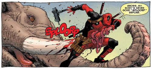 l-epouvantail:  I cracked up.   Fucking Deadpool