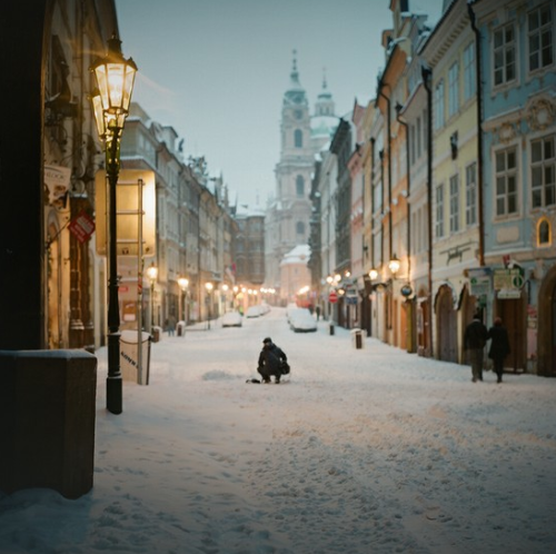 relentlesstraveler:   Winter in Prague, Czech Republic