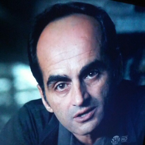 """We will never lose our faith"" or forehead #Homeland s2e10"