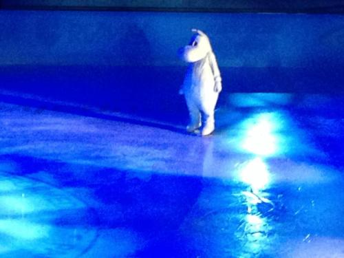 MOOMIN ON ICE