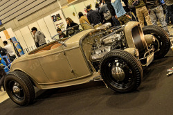 at 21st Annual MOONEYES Yokohama Hot Rod Custom Show 2012 by TAR7480 on Flickr.