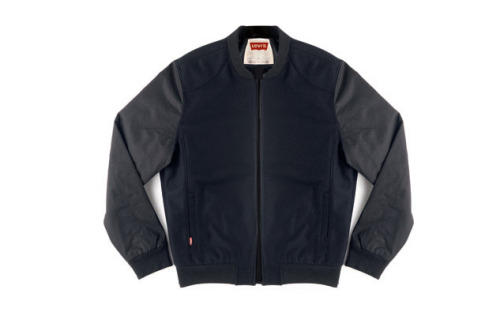 A great bomber jacket, Battery Street Bomber.