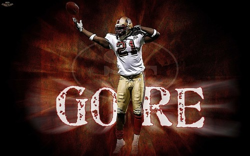 #ProCanes Wallpaper of the Day: San Francisco 49ers' RB Frank Gore